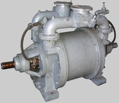 Компрессор вакуумный насос КВН